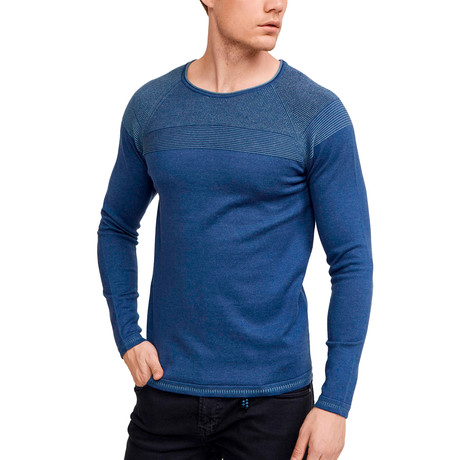 Jackson Sweater // Indigo (S)
