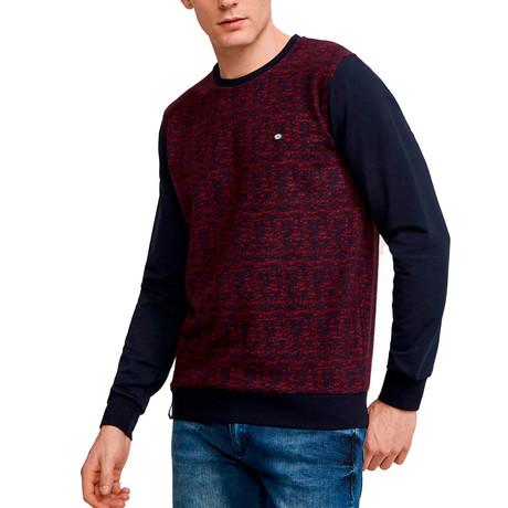 Thompson Sweater // Burgundy (S)