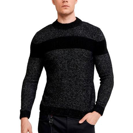 Adams Sweater // Black (S)