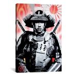 "Sunrise Samurai (12""W x 18""H x 0.75""D)"