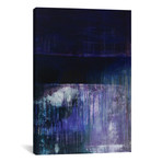 "Nocturnal Composition // Wayne Sleeth (12""W x 18""H x 0.75""D)"