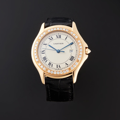 Cartier Ladies Cougar Quartz // WF800451 // Pre-Owned