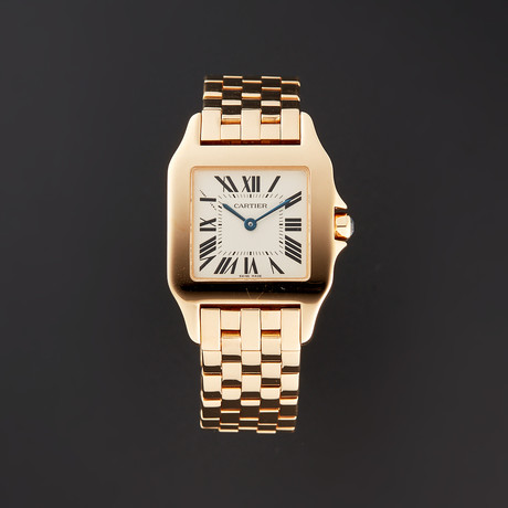 Cartier Ladies Santos Demoiselle Quartz // W25062X9 // Pre-Owned