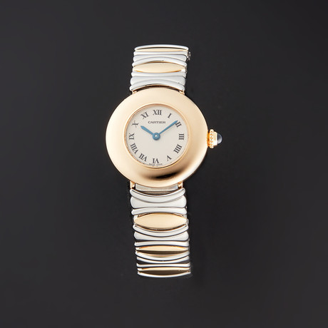 Cartier Ladies Baignoire Quartz // 3197 // Pre-Owned