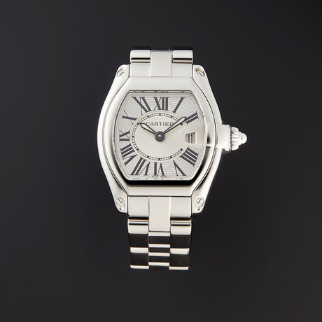 Cartier Ladies Roadster Quartz // W62016V3 // Pre-Owned