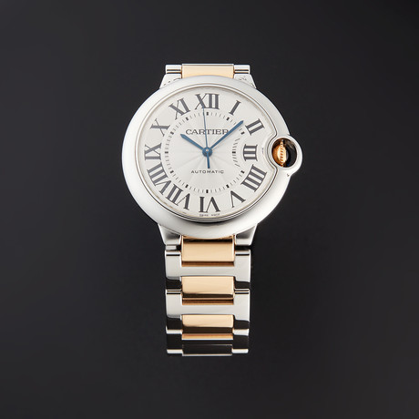 Cartier Ladies Ballon Bleu Automatic // W6920047 // Pre-Owned