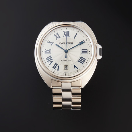 Cartier Ladies Cle de Cartier Ladies Automatic // WGCL0006 // Pre-Owned