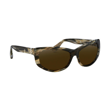 Women's AD29C3 Sunglasses // Brown