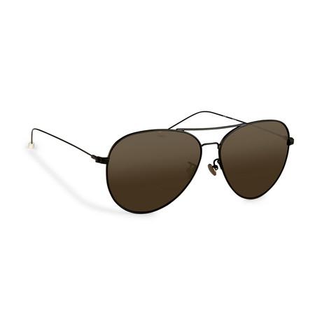 Unisex AD40C1 Sunglasses // Black