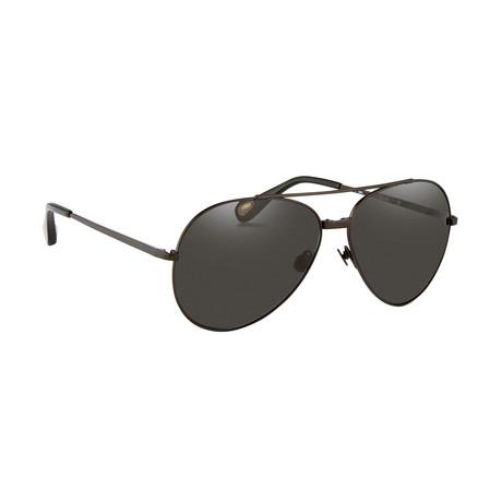 Unisex AD14C4 Sunglasses // Black