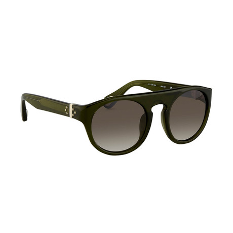 Men's AD10C7 Sunglasses // Green
