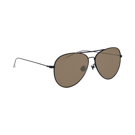 Unisex AD40C4 Sunglasses // Black
