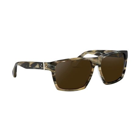 Men's AD37C3 Sunglasses // Brown