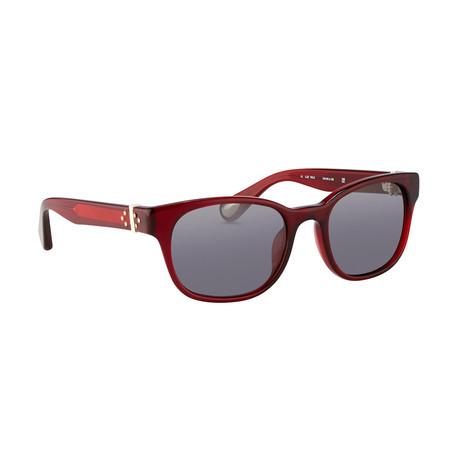 Unisex AD15C8 Sunglasses // Red