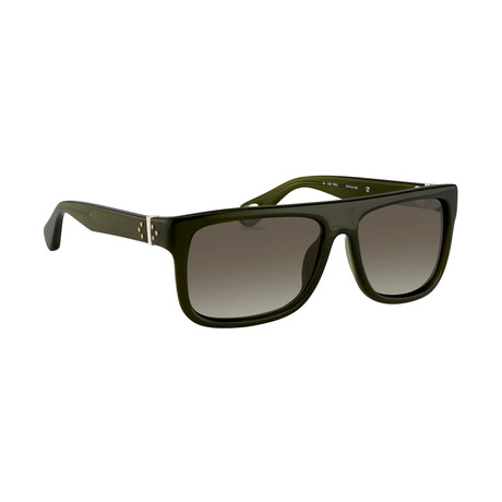 Men's AD2C7 Sunglasses // Green