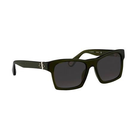 Unisex AD3C7 Sunglasses // Green