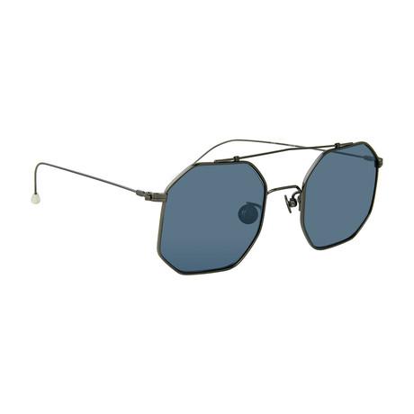 Men's AD52C2 Sunglasses // Nickel
