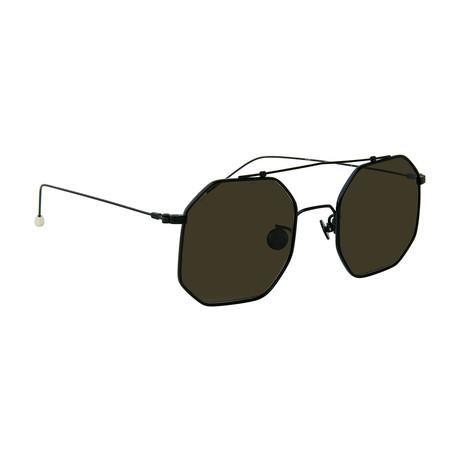Men's AD52C1 Sunglasses // Black