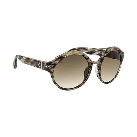 Women's AD45C3 Sunglasses // Brown