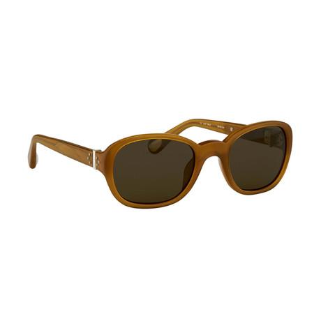 Unisex AD8C5 Sunglasses // Orange