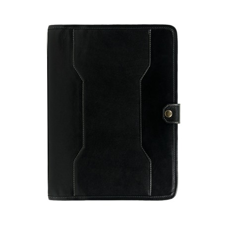 The Call Of The Wild // Leather Organizer // Black