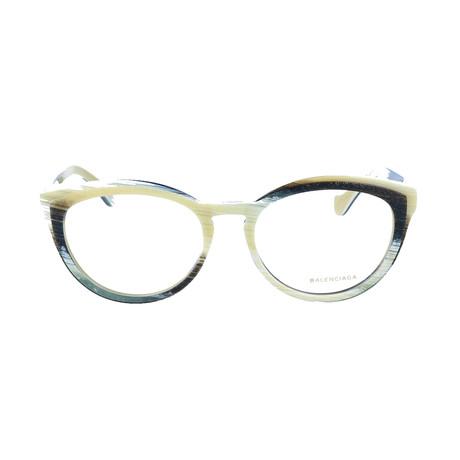 Women's BA5031 Optical Frames // Horn