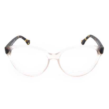Women's BA5035 Optical Frames // Matte Beige
