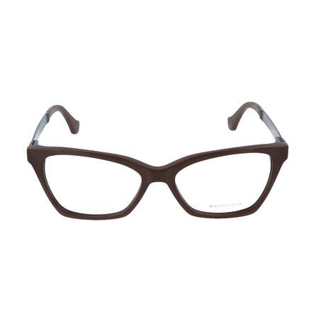 Women's BA5070 Optical Frames // Matte Dark Brown