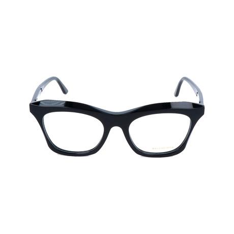Women's BA5075 Optical Frames // Shiny Black