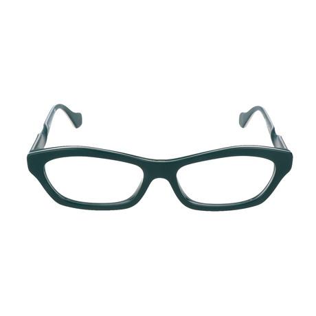 Women's BA5039 Optical Frames // Matte Dark Green