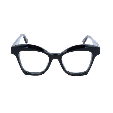 Women's BA5081 Optical Frames // Shiny Black