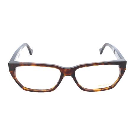 Women's BA5073 Optical Frames // Dark Havana