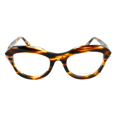 Women's BA5076 Optical Frames // Dark Brown