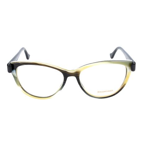 Women's BA5004 Optical Frames // Horn