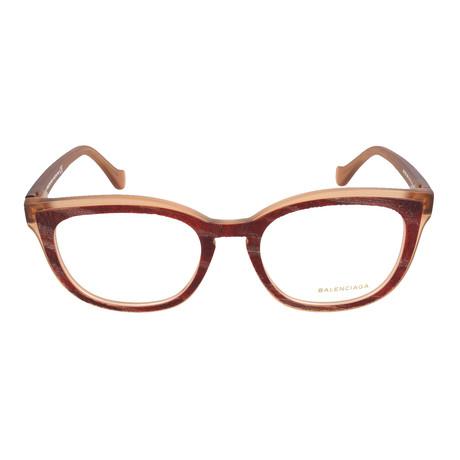 Women's BA5032 Optical Frames // Tan
