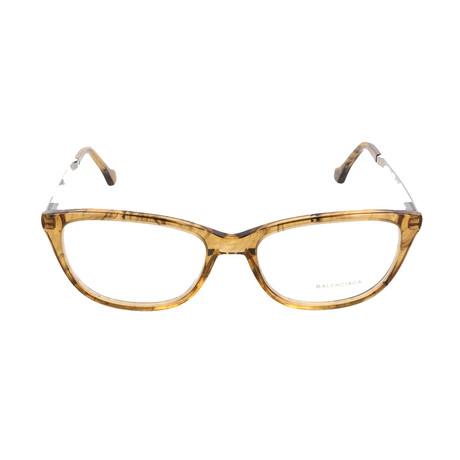 Women's BA5041 Optical Frames // Light Brown