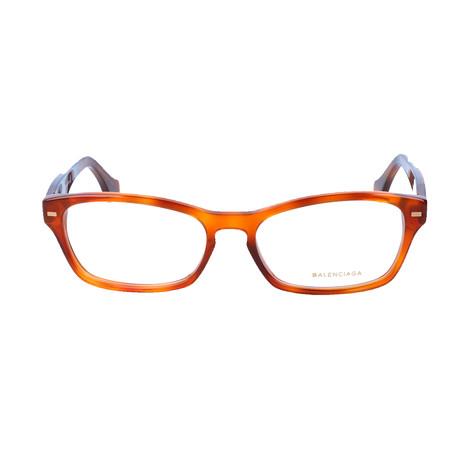 Women's BA5012 Optical Frames // Blonde Havana