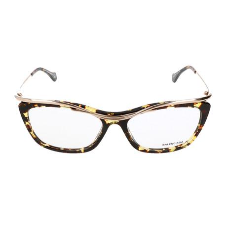 Women's BA5022 Optical Frames // Havana