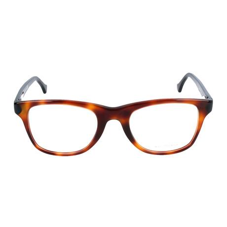 Women's BA5034 Optical Frames // Dark Havana