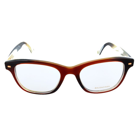 Women's BA5011 Optical Frames // Dark Brown