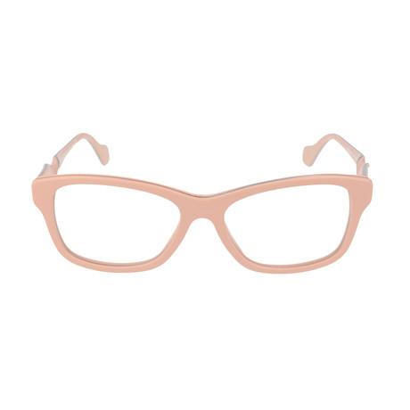 Women's BA5038 Optical Frames // Matte Pink