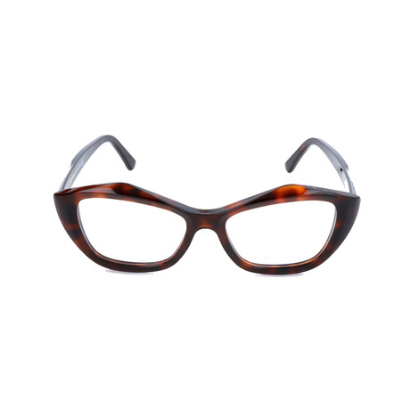 Women's BA5074 Optical Frames // Dark Havana