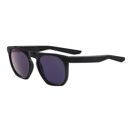 Unisex Flatspot EV1045 Sunglasses // Black + Night Blue