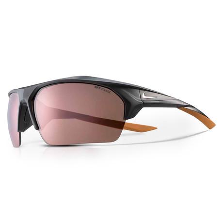 Unisex Terminus EV11069 Sunglasses // Matte Black + Course Tint