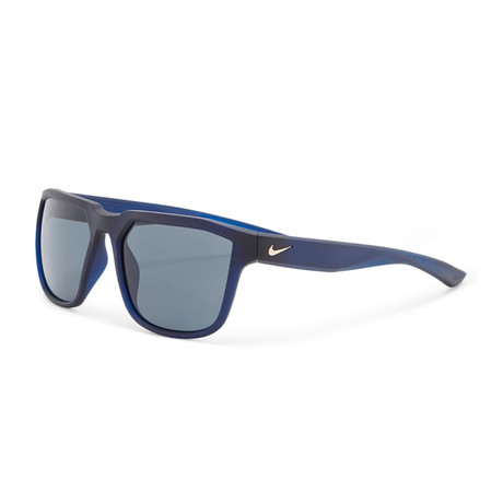 Unisex Fly EV0927Sunglasses // Matte Blue + Dark Gray