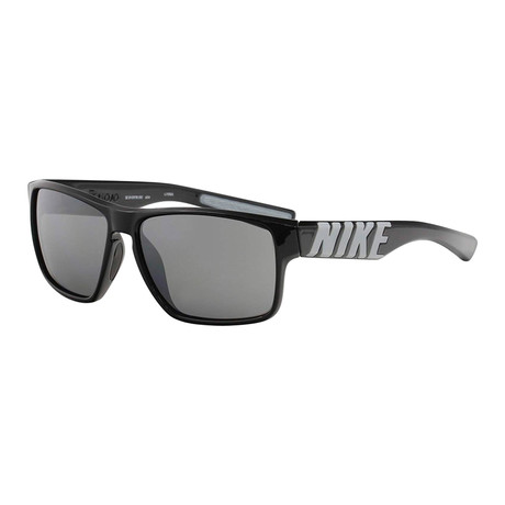 Unisex Mojo EV1148 Sunglasses // Gray + Blue Mirror