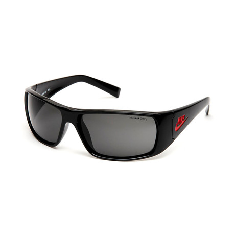 Unisex Grind EV0648 Sunglasses // Black + Gray