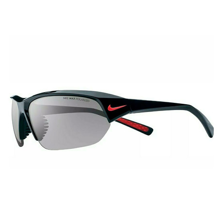 Unisex Skylon Ace EV0527 Polarized Sunglasses // Black + Gray