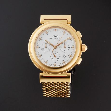 IWC Da Vinci Chronograph Quartz // Store Display
