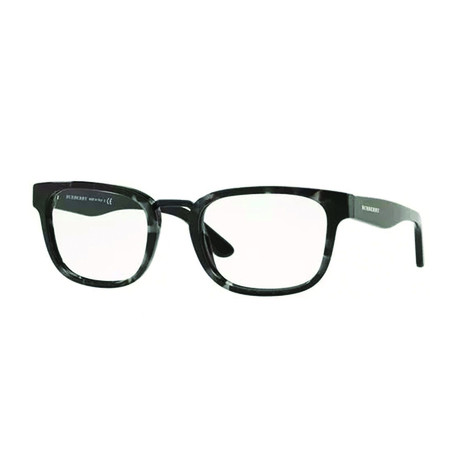 Burberry // Men's Acetate + Metal Optical Frames // Tortoise